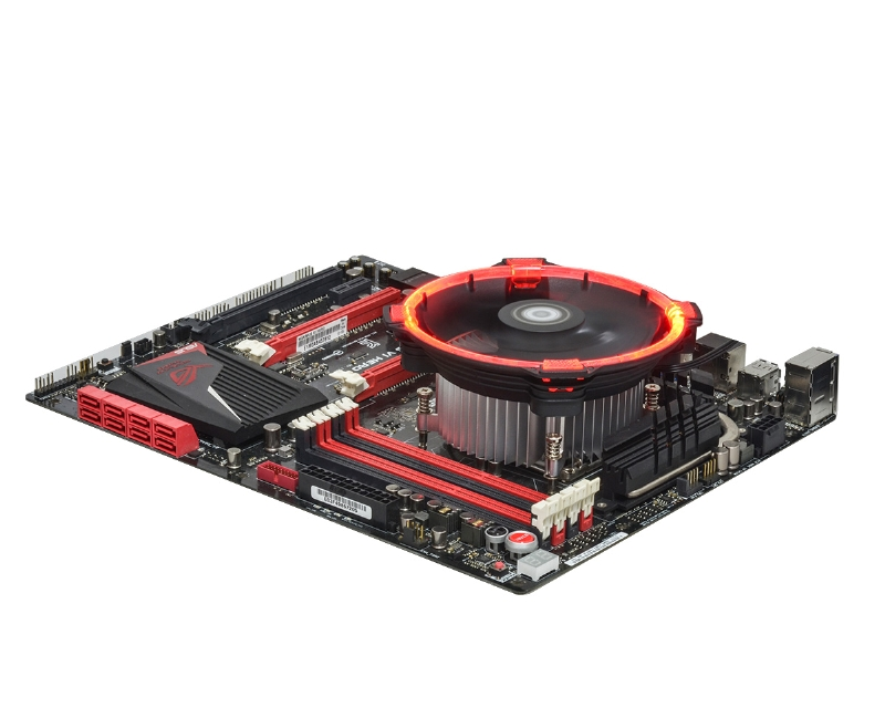 TẢN NHIỆT CPU ID Cooling DK-03 Halo Blue / Red Led Riing